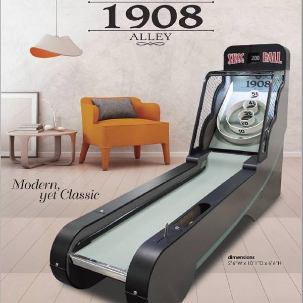 1908 Modern SkeeBall
