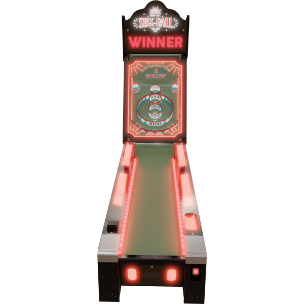 Modern 10' Skee Ball