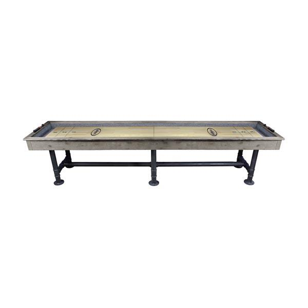 12' Silver Mist Shuffleboard