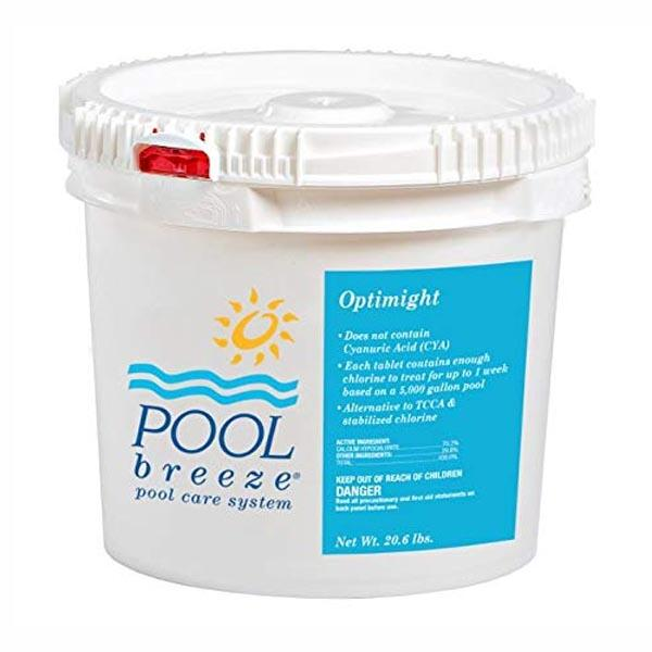"Optimight NO CYA 3"" Tablets by Pool Breeze"