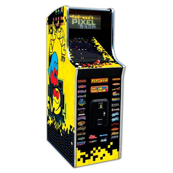 Pac-Man Pixel Bash Cabaret