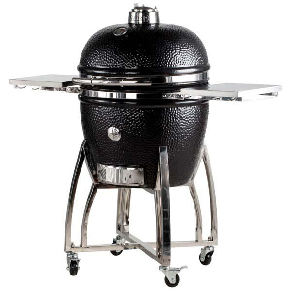 "Black XL 23"" Platinum Smoker"