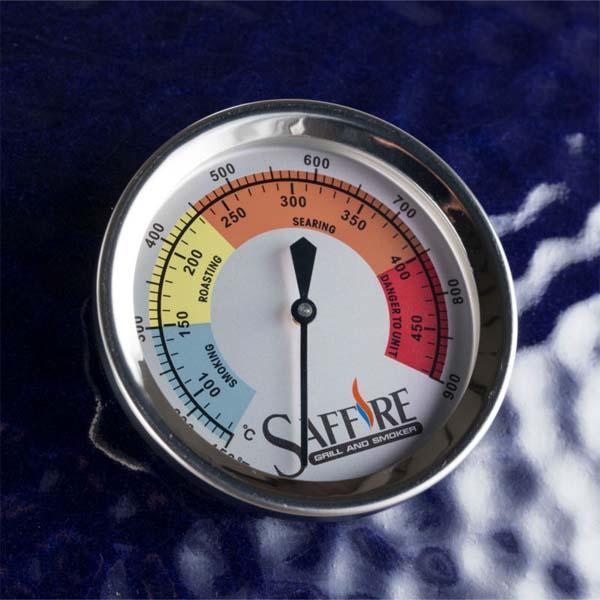 """Saffire Grill Smoker Platinum XL 23"""""""