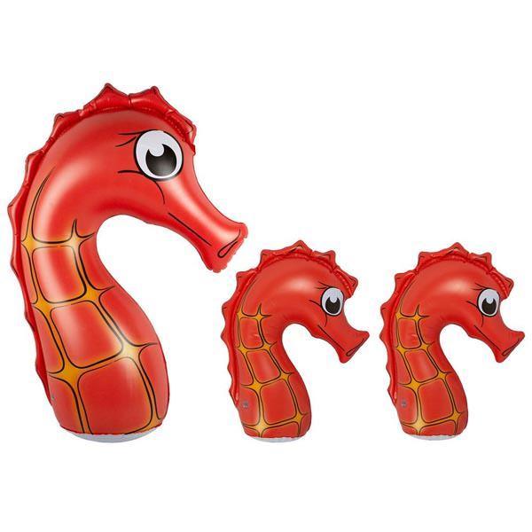 Seahorse Family Pool Decor by Poolmaster