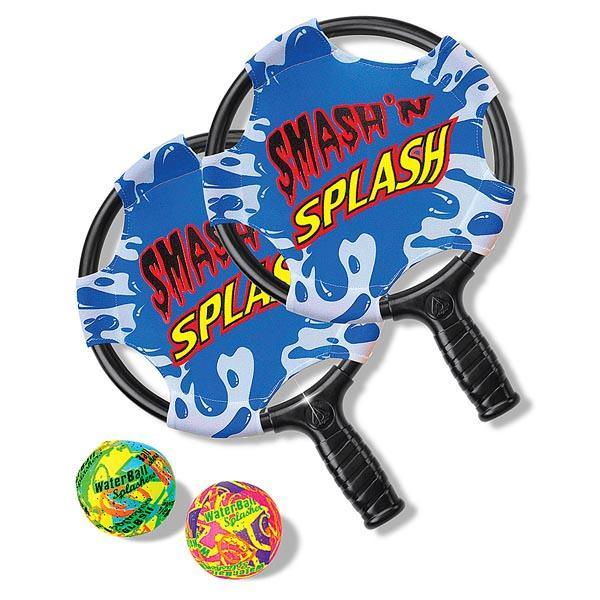 Smash and Splash Paddle Ball Game by Poolmaster