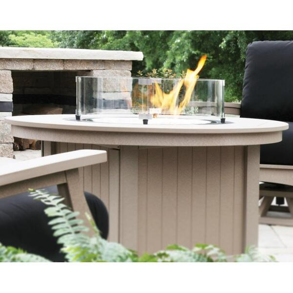 """Donoma 44"""" Round Fire Pit by Berlin Gardens"""