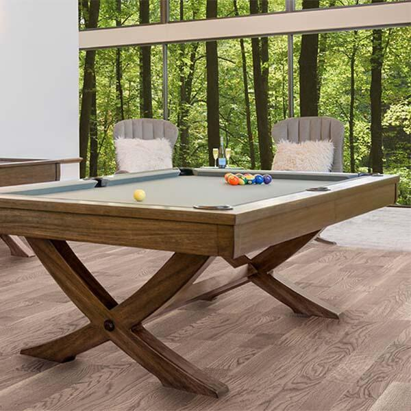 Reagan Pool Table by Presidential Billiards