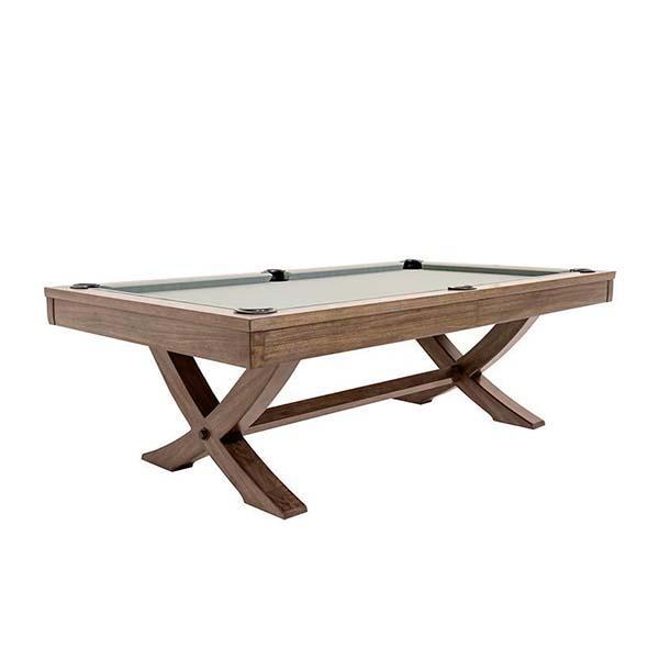 Reagan Pool table-side - Presidential Billiards