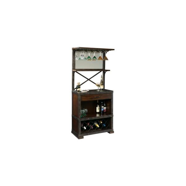 Red Mountain Wine Cabinet by Howard Miller