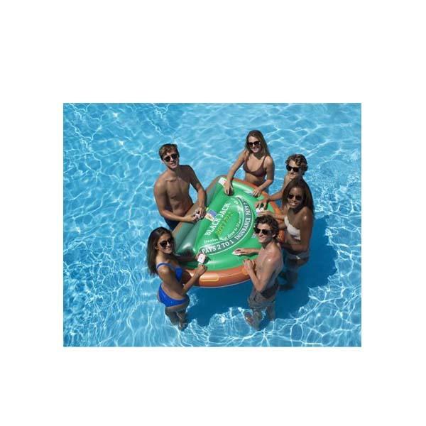 Blackjack Table with waterproof cards