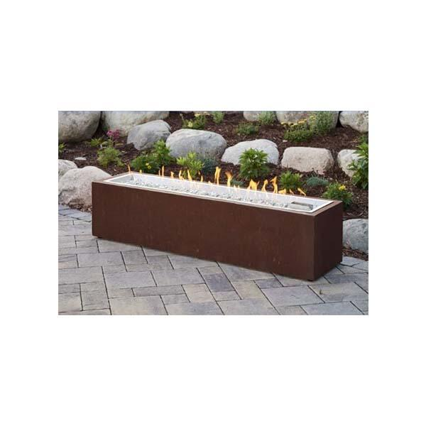 Cortlin Gas Fire Table by The Outdoor GreatRoom Company