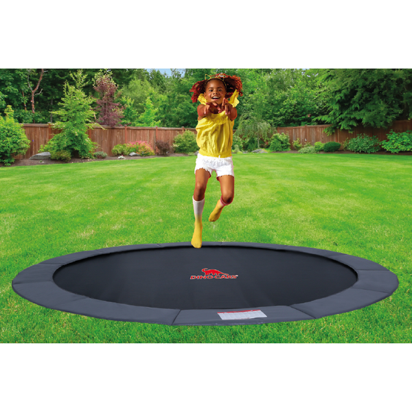 14' Flat Level Inground Trampoline