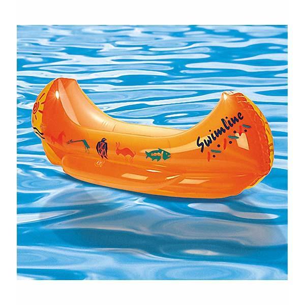 """48"""" Kiddie Canoe Pool Float by Swimline"""