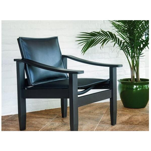 The Officer's Marine Grade Polymer Lounge Chair