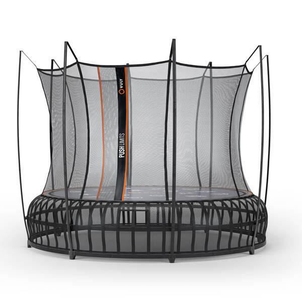 Thunder Large Trampoline by Vuly