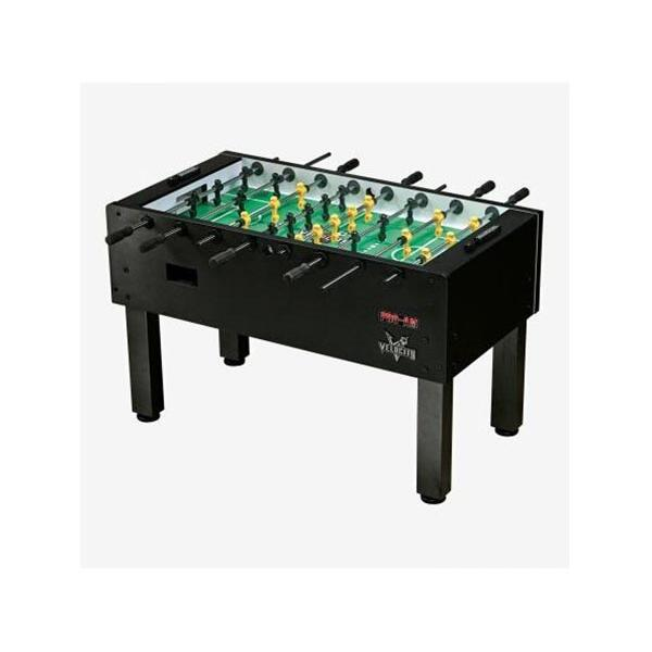 VF3000 HJ Scott® Velocity Pro-Am Foosball Table by Cue&Case