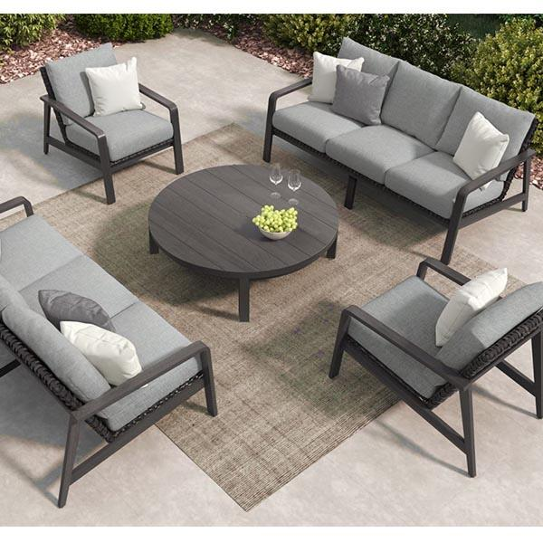 Antibes Deep Seating Collection by Ebel
