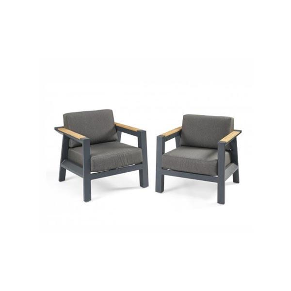 Darien Chairs by The Outdoor GreatRoom