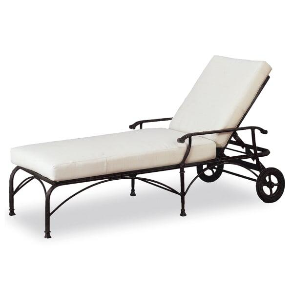 Monte Cristo - Chaise Lounge by Cast Classic