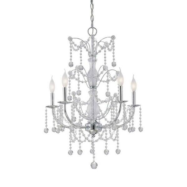 Crysilda EL-10012 Pendant by Lite Source Inc