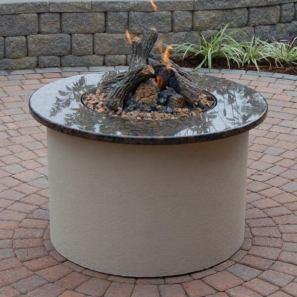 Lynch Fire Pit Project by Leisure Select