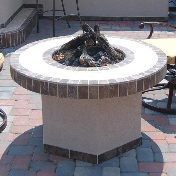 Reynolds Fire Pit Project by Leisure Select