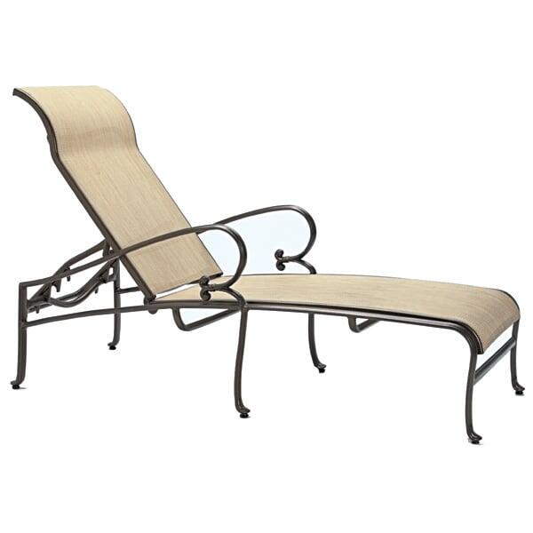 Radiance Chaise Lounge by Tropitone