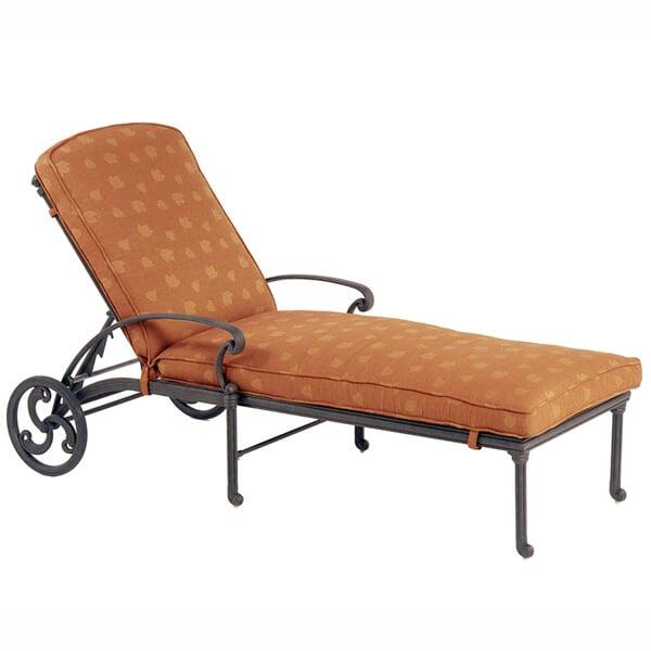 St. Augustine Chaise Lounge by Hanamint