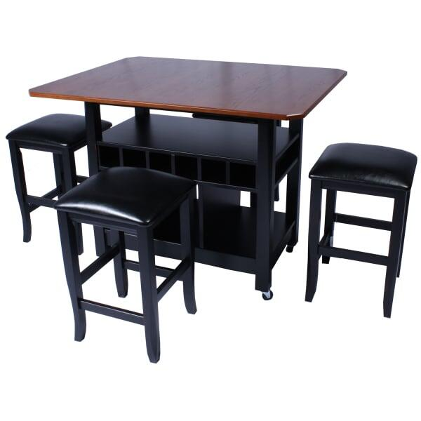 Island Getaway Counter Height Pub Set by Liberty