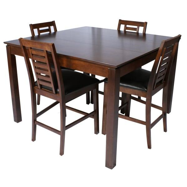 scottsdale counter height dining set. Black Bedroom Furniture Sets. Home Design Ideas