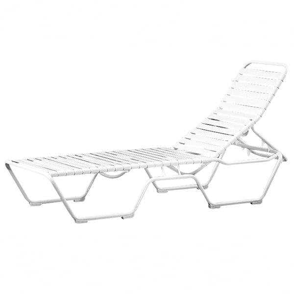 Tropi-Kai Strap Chaise Lounge by Tropitone