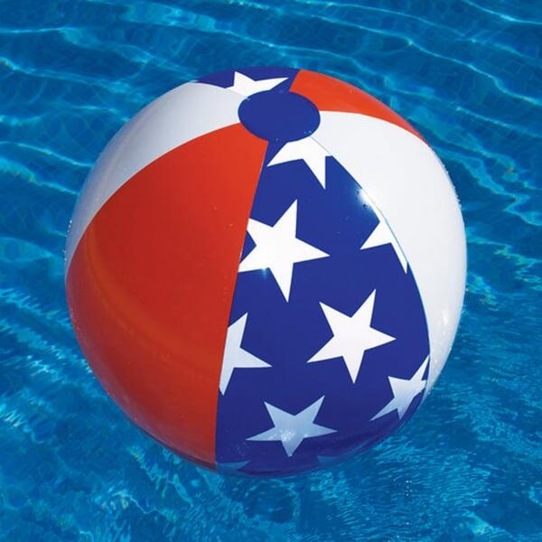 "Americana 24"" Beach Ball by Swimline"