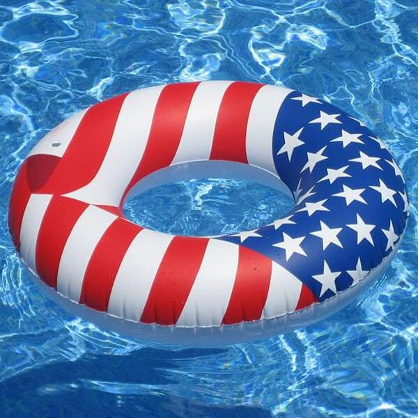 "Americana 36"" Ring by Swimline"