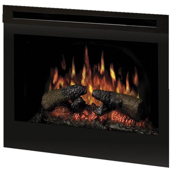 "25"" Self-Trimming Electric Firebox by Dimplex"