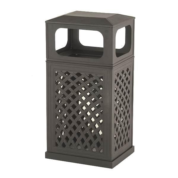 Newport Trash Can