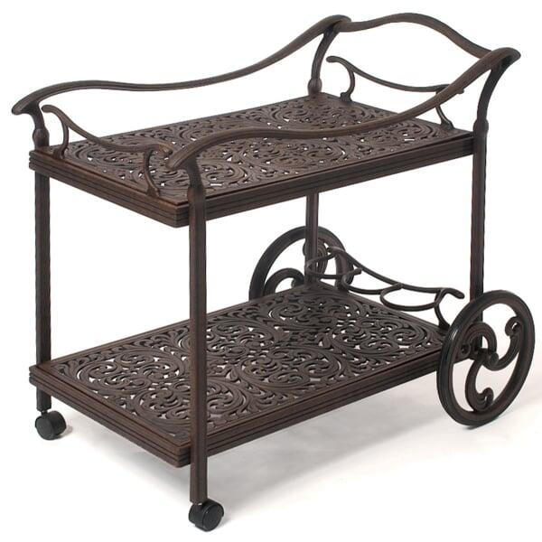 Chateau Tea Cart by Hanamint