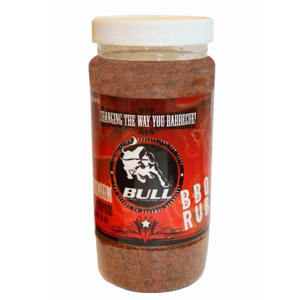 Premium All-Purpose BBQ Rub by Bull Grills