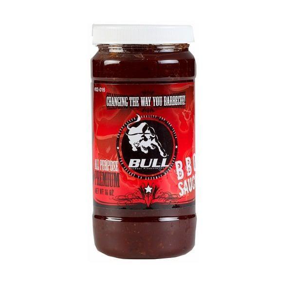 Snortin' Hot Premium BBQ Sauce by Bull Grills