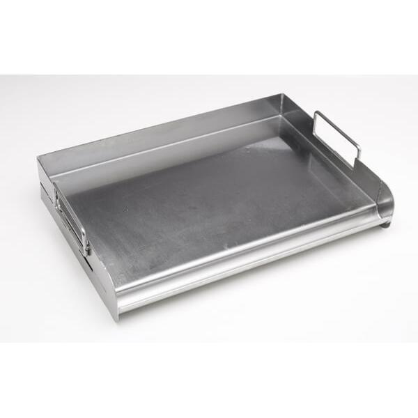 Stainless Steel Barbecue Griddle by Bull Grills