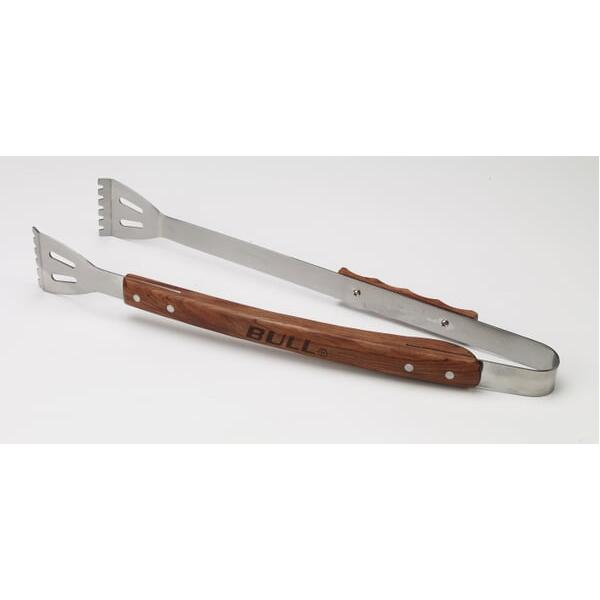 Stainless Steel Tongs by Bull Grills
