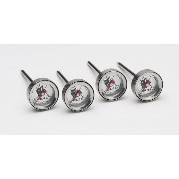 Steak Button Meat Thermometer by Bull Grills