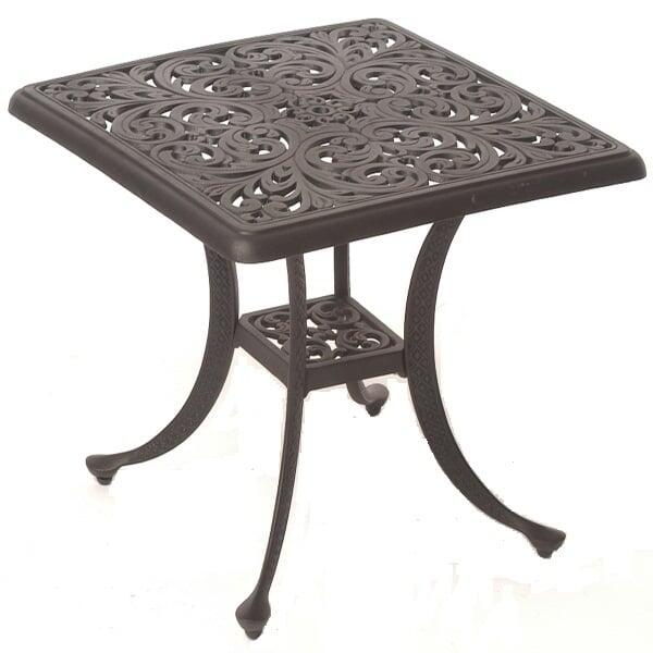 Chateau Square End Table by Hanamint