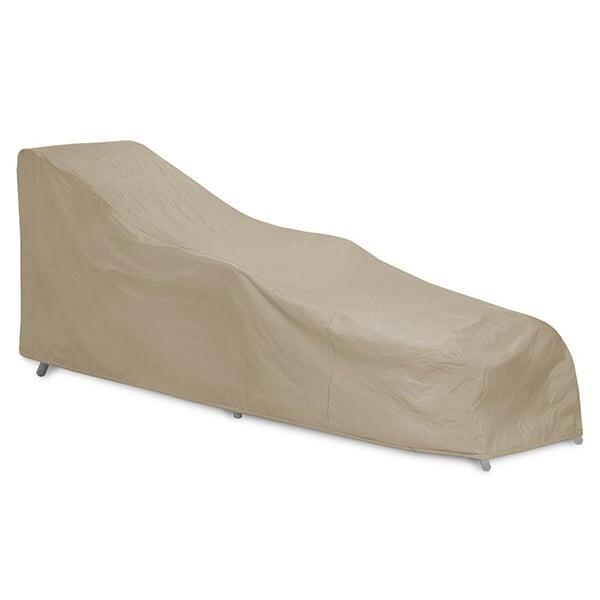 Double Chaise Lounge Cover by Protective Covers Inc