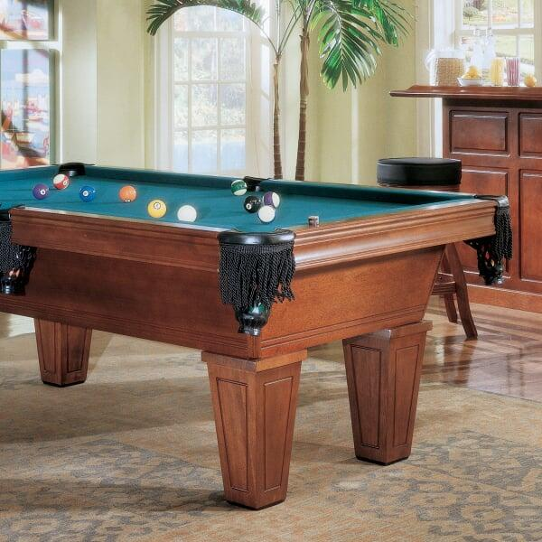 Avon Pool Table By American Heritage Billiards - American heritage billiards pool table